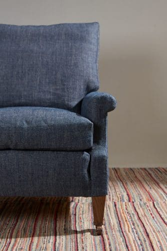 Spaniel Chair – Blue Denim-0006