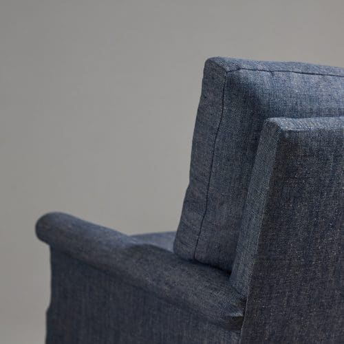 Spaniel Chair – Blue Denim-0014