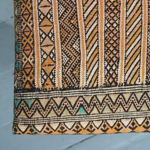 HB900318 – Aladdin Moroccan Rug Stool-0006