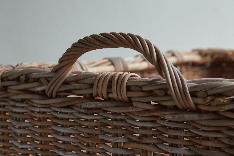 HL4644 – Large Wicker Log Basket-0007