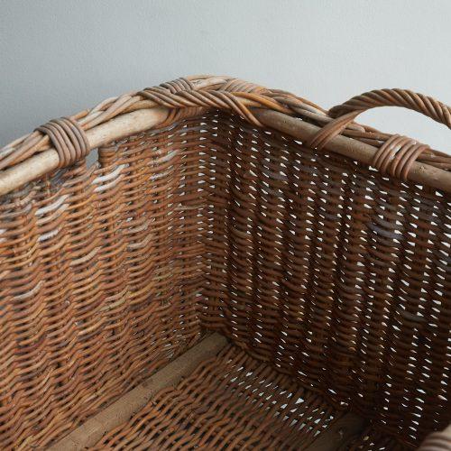 HL4644 – Large Wicker Log Basket-0012