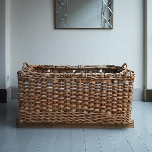 HL4644 – Large Wicker Log Basket-0014