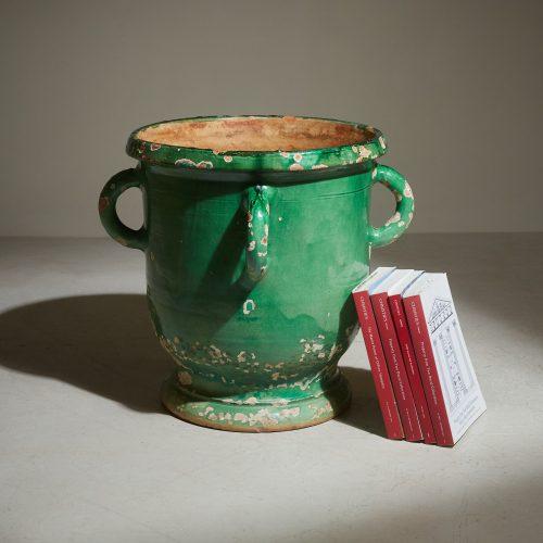 HL4667 – Glazed Terracotta Pot-0002