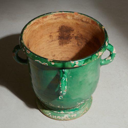 HL4667 – Glazed Terracotta Pot-0003