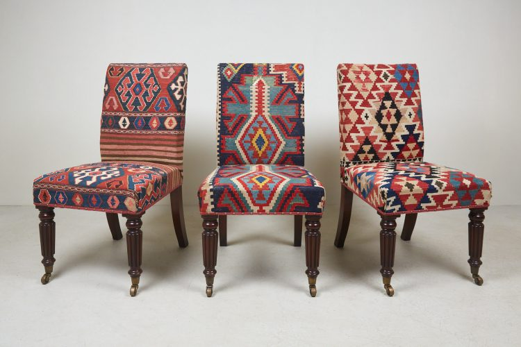 HL4671 – MBH 16x Gillows Dining Chairs-0001