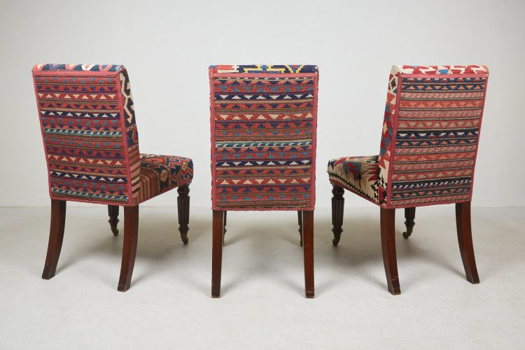HL4671 – MBH 16x Gillows Dining Chairs-0002