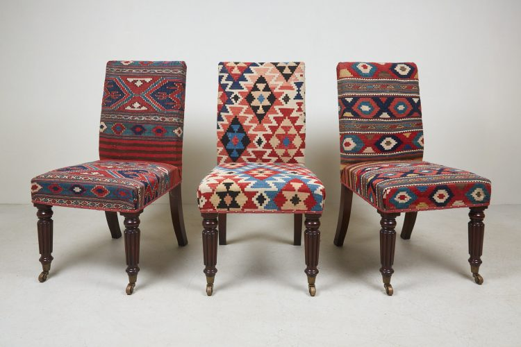 HL4671 – MBH 16x Gillows Dining Chairs-0003