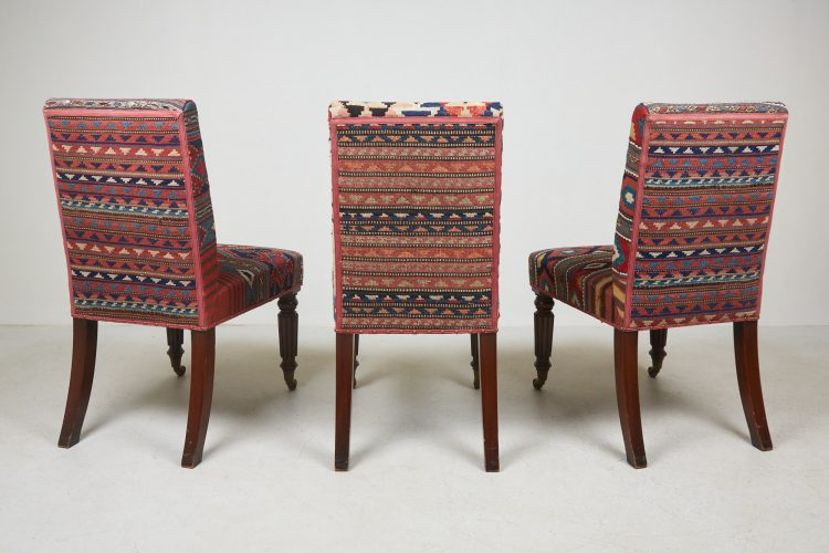 HL4671 – MBH 16x Gillows Dining Chairs-0004