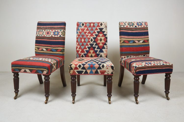 HL4671 – MBH 16x Gillows Dining Chairs-0005