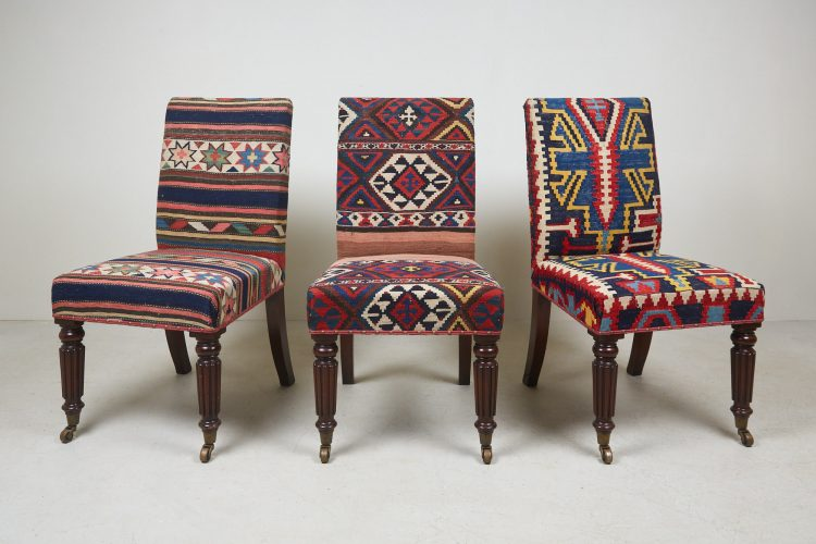 HL4671 – MBH 16x Gillows Dining Chairs-0007