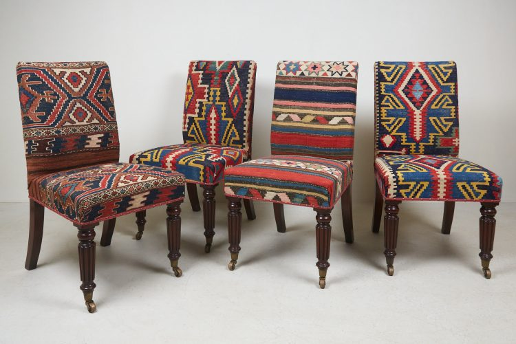 HL4671 – MBH 16x Gillows Dining Chairs-0012