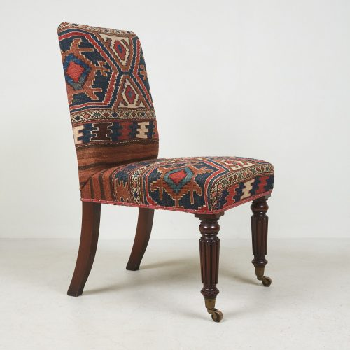 HL4671 – MBH 16x Gillows Dining Chairs-0030