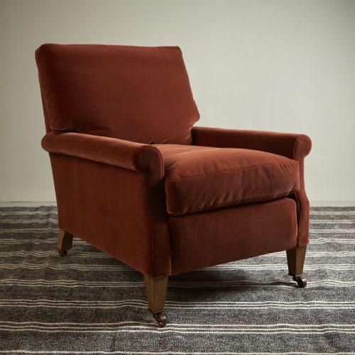 Spaniel Chair – Orange-0009