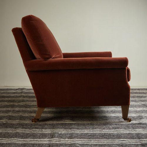 Spaniel Chair – Orange-0010
