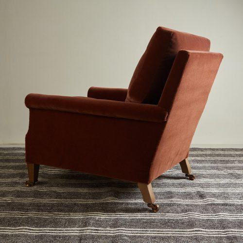 Spaniel Chair – Orange-0011