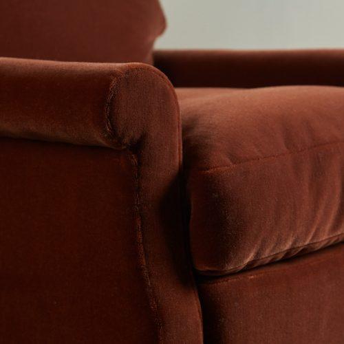 Spaniel Chair – Orange-0013