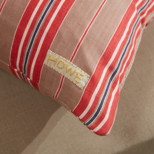 HB900322 – Ticking Cushion with Patches-0001
