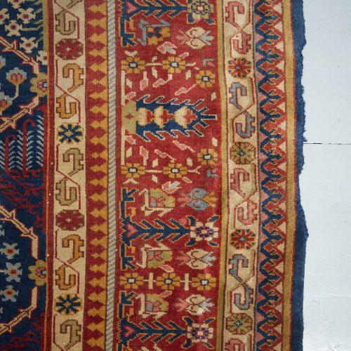 HL3702 – Antique Tabriz Carpet-0008