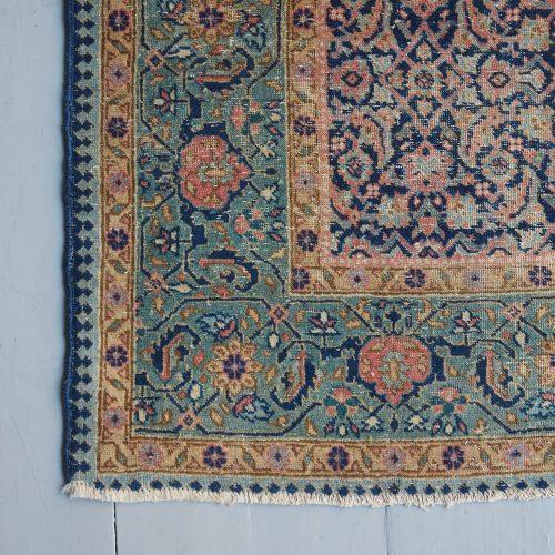 HL3940 – Antique Kashan Rug-0009