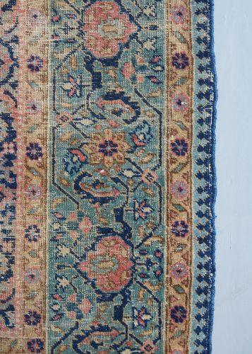HL3940 – Antique Kashan Rug-0011