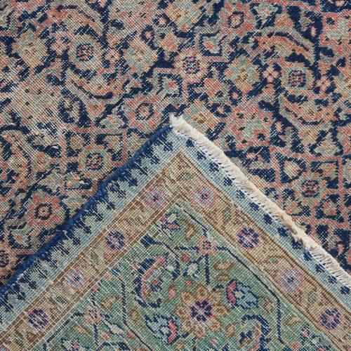 HL3940 – Antique Kashan Rug-0014