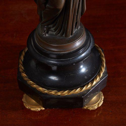 HL4634 – Bronze Lady Lamps-0015