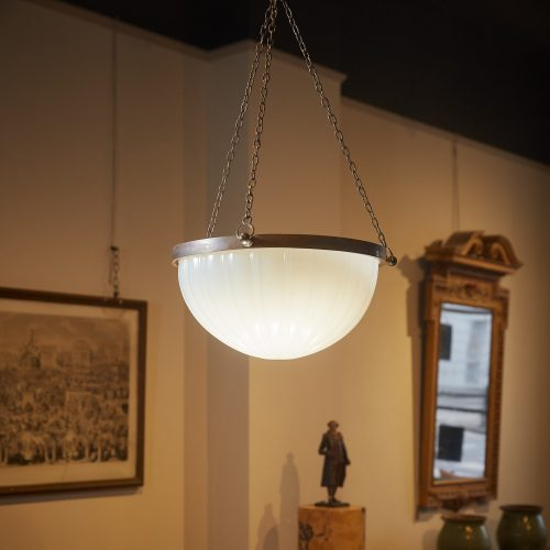 HL4672 – Opaline Dish Light-0003