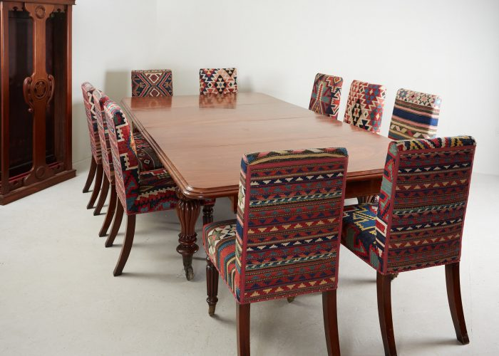 HL4687 – William IV Extending Dining Table-0023