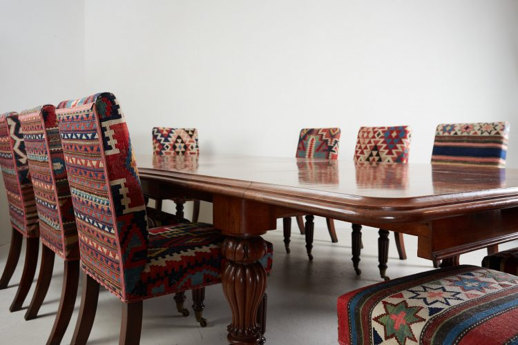 HL4687 – William IV Extending Dining Table-0025