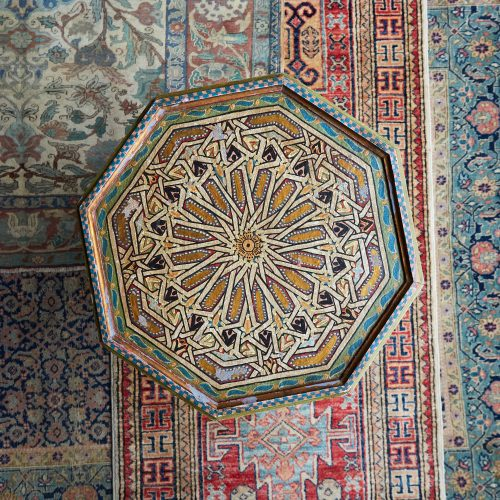 HL4694 – Moorish Table-0007