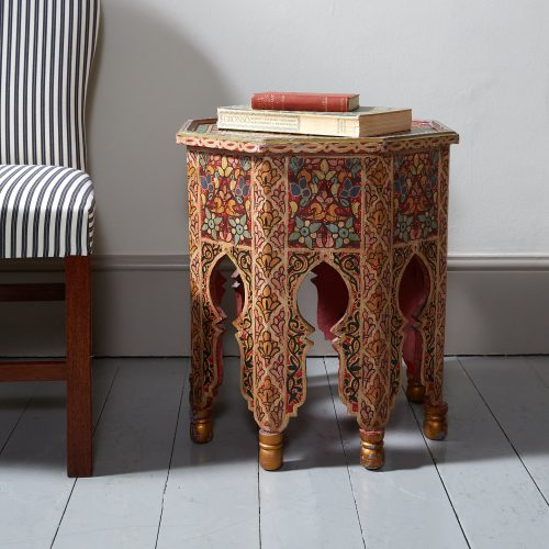 HL4694 – Moroccan Occasional Table-0002