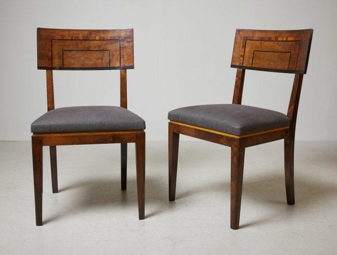 INC0300 – Swedish Art Deco Burr Chairs-0002
