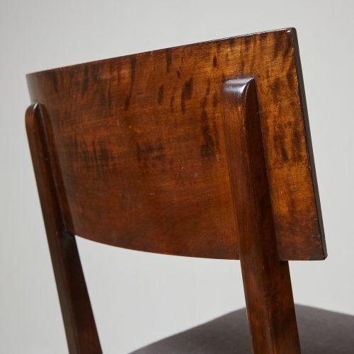 INC0300 – Swedish Art Deco Burr Chairs-0009