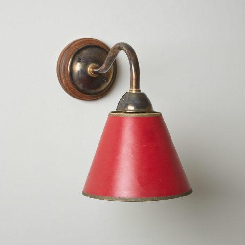 Swan Neck Brass Light-0001