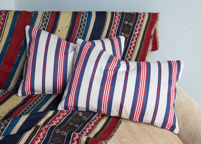 HB900325 – Tricolore Ticking Cushions-0005