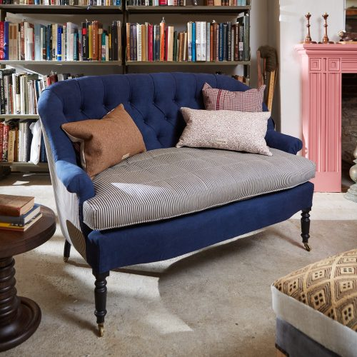 HB900345 – Napoleon III Style Sofa-0020