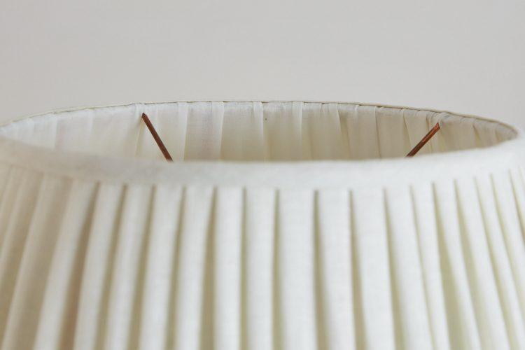 HH800015W – White Plain Linen Lampshade-0004