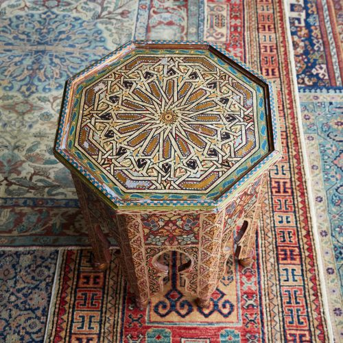 HL4694 – Moorish Table-0008