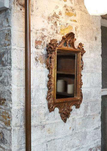 HL4785 – C19th Rococo Wall Mirror-0001