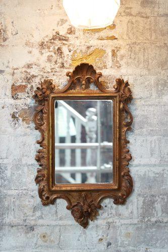 HL4785 – C19th Rococo Wall Mirror-0002