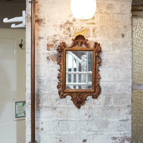 HL4785 – C19th Rococo Wall Mirror-0004