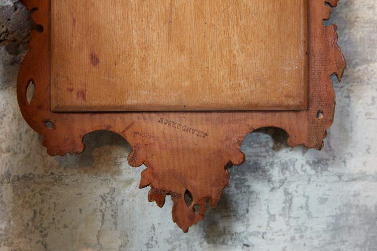 HL4785 – C19th Rococo Wall Mirror-0011