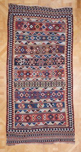 15 HL4576 – Persian Gashgai Kilim-0001