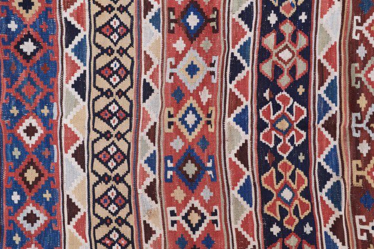15 HL4576 – Persian Gashgai Kilim-0002