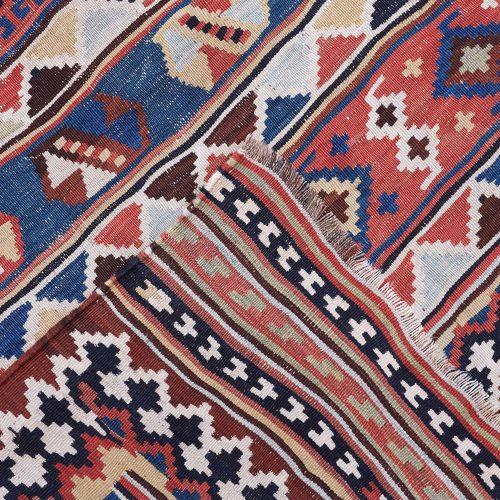 15 HL4576 – Persian Gashgai Kilim-0005