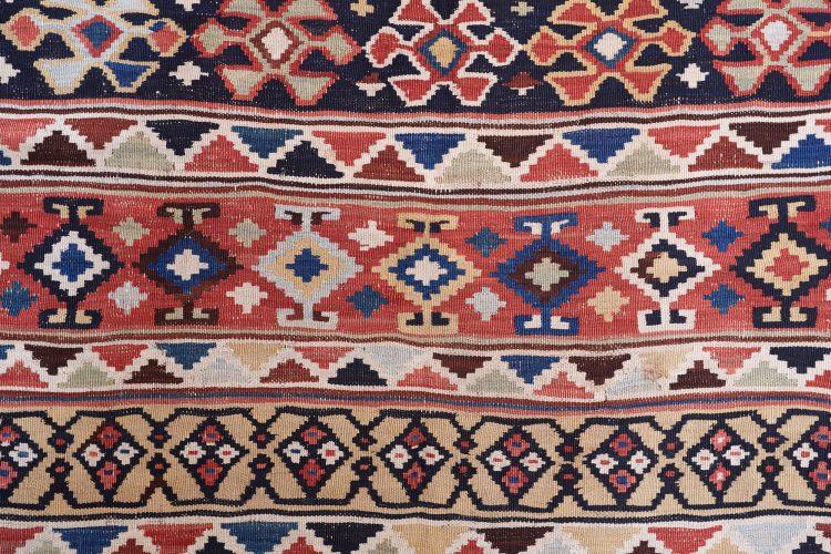15 HL4576 – Persian Gashgai Kilim-0009