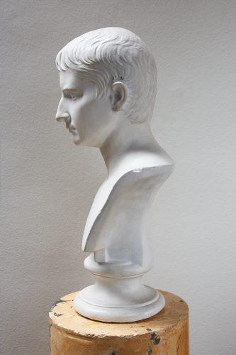 Augusto Plaster Bust-0006