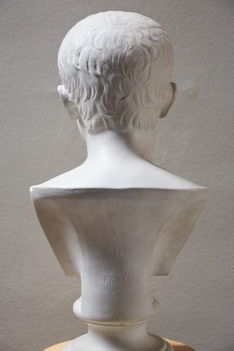 Augusto Plaster Bust-0008