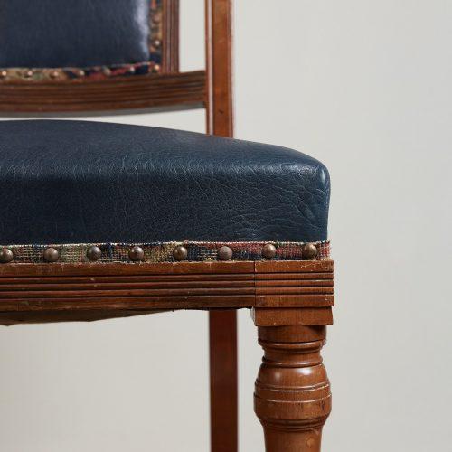 HL1796 – High Backed Leather Bar Stool-0007