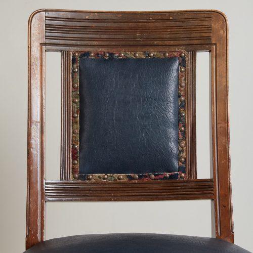 HL1796 – High Backed Leather Bar Stool-0008